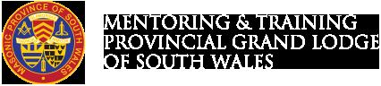 Masonic Province of South Wales logo